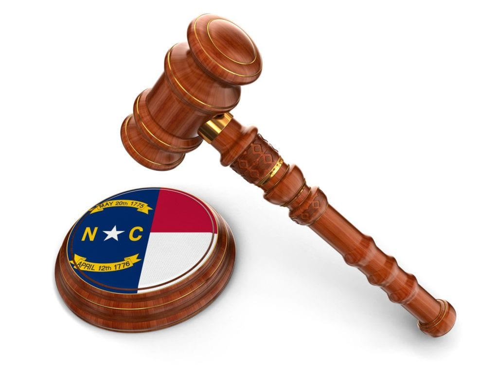 weird laws in North Carolina